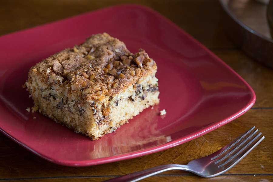 Cinnamon Tower Coffee Cake