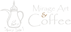 Mirage Art & Coffee Logo