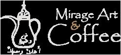 Mirage Art & Coffee Logo