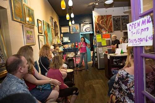 Open Mic Cafe Honolulu