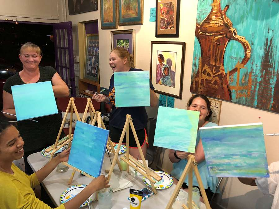 Painting Party